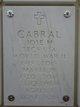 Jose Maria Cabral