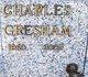 Profile photo:  Charles Gresham