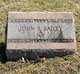 Profile photo:  John S Bailey