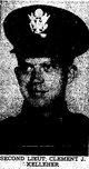 "Profile photo: Lieut Clement John ""John"" Kelleher"