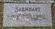 "Profile photo:  Harold ""Skip"" Barnhart"