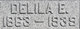 Delila E. <I>Hill</I> Allee