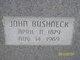 John Bushneck