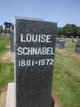 Louise K Schnabel