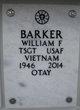 Profile photo:  William Franklin Barker