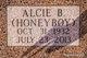 "Profile photo:  A B ""Honeyboy"" Madewell"