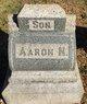 Profile photo:  Aaron N. Rex