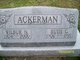 Profile photo:  Wilbur Nickolas Ackerman
