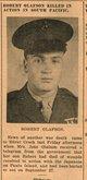 CPL Robert Edwin Olafson