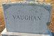 Emily N <I>Longfellow</I> Vaughan