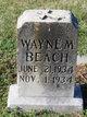 Wayne Monroe Beach