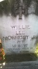 Willie Lee Morrisey, Jr