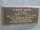 "Profile photo:  Albert Francis ""Al"" Abair"