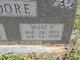 Bessie Edith <I>Moore</I> Moore