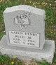 Profile photo:  Aaron Henry Reed, Jr