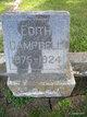Profile photo:  Edith May <I>Newman</I> Campbell