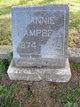 Profile photo:  Fannie B. <I>Maring</I> Campbell