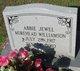 Profile photo:  Abbie J. <I>Morehead</I> Williamson