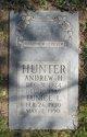 Profile photo:  Andrew H. Hunter