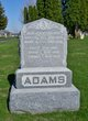 Profile photo:  Agnes Adams
