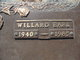 Willard Earl Westmoreland