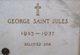 Profile photo:  George Saint Jules