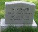 Rev Craig Owen Brown