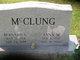 Profile photo:  Anna <I>Moore</I> McClung