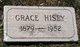Grace <I>Southard</I> Hisey