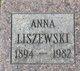 Anna <I>Zakrzewski</I> Liszewski
