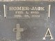 Profile photo:  Homer Jack Akers