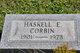Haskell Eugene Corbin
