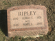 Profile photo:  Albert E. Ripley
