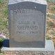 Lillie <I>Goolsby</I> Sheppard