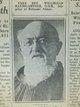 Rev P Willibaldus Baumgartner