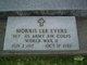 SGT Morris Lee Evers