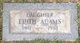 Edith Adams