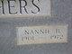 Nannie <I>Mitchell</I> Withers