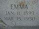 Profile photo:  Emma <I>Philippus</I> Stehle