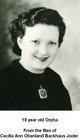 Orpha Marion <I>Henjum</I> Backhaus