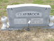 "Profile photo:  A W ""Joe"" Claybrook"