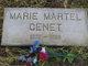 Marie Okanagan-Gossum <I>Martel</I> Genet