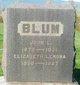 Profile photo:  John L. Blum
