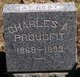 Charles A. Proudfit