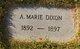 Profile photo:  A. Marie Dixon