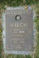 Profile photo:  Aillen R. Welch