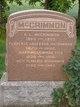 Profile photo:  Abraham Lincoln McCrimmon