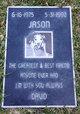 Profile photo:  Jason