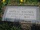 Anita G Whitney