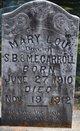 Mary Lou Carroll